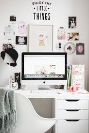 ikea office accessories. How To Keep Your Desk Organized At Home Minimalist White Clean And Bedroom Magnificent Interior For Ikea Office Accessories I