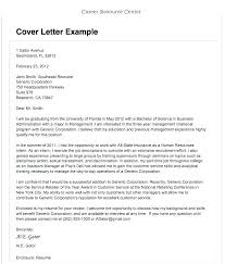 Job Resume Cover Letter Examples Retail Cover Letter Example