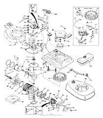 Tecumseh av520 642 19a parts diagram for engine parts list