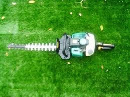 carbon brushes gardenline hedge trimmer