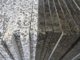 natural granite laminated full bullnose eased edges verde ubatuba santa cecilia granite countertop for