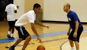 Basketball Camp Provides Lessons Both On and off the Court ...