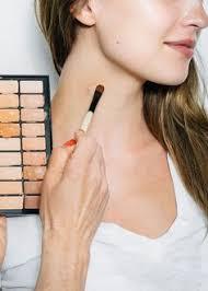 how to hide a with makeup yahoo beauty popsugar beauty