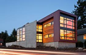 exterior office. Tanner Office Building, Exterior Exterior Office