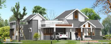 Kerala home design single floor - 2330 Sq. Ft. | Home Sweet Home