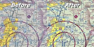 Aviation Charts Faa Releases Easier To Read Digital Charts Ipad Pilot News