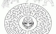 Disegni Da Stampare Avengers Con Disegni Di Avengers Da Colorare