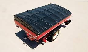 avalanche grain carts 96 series brent farm equipment standard rollover tarp