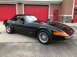 This would ostensibly make people forget about the daytona. Awesome Awesome 1971 Ferrari Daytona Spyder 4 Speed 1971 Ferrari 365 Gts 4 Daytona Spyder Rare 4 Speed Miami Vice Restored Wow Look Miami Vice Ferrari Daytona