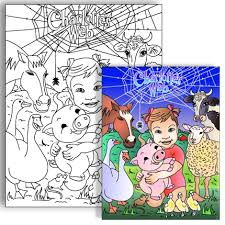 Small Picture Nicoles party coloring pages CHARLOTTES WEB Personalized