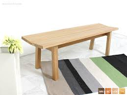 natural wood bench. Perfect Wood Dining Bench Wood Customorder  For Natural Wood Bench O
