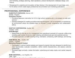 Resume Writing Services Houston Resume Template