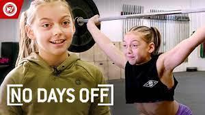 11 year old strongest fitness phenom