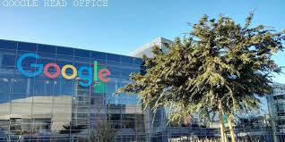 head office of google. Google Office Front View Head Of