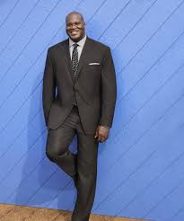 Jcpenney Dress Shirt Size Chart How Shaquille Oneal Xlg Delivers Style For Big And Tall Men