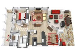 beautiful 3d floor plans 3d house design 3d house plan customized
