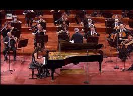 Beatrice Rana - Beethoven Piano Concerto No. 3 | OSNRai and Fabio Luisi |  Facebook