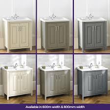 traditional bathroom basin sink vanity
