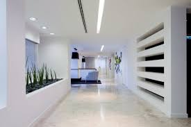 office wall ideas. Interior Design Wall Ideas And This 56517 Cladding Feature Corporate Office E