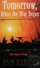 tomorrow when the war began essay tomorrow when the war began essay us