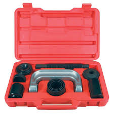 ball joint press kit. astro pneumatic ball joint and 4 wheel drive service tool kit press t