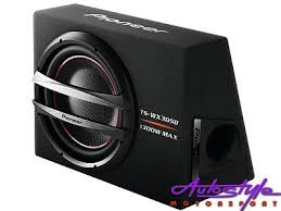 pioneer 15 inch subwoofer. pioneer ts-wx305b 1300w bass reflex subwoofer combo 15 inch