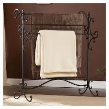 countertop hand towel stand