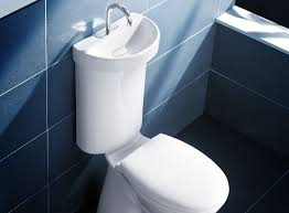 Wc Sink Combo the home toilet sink just like in prison technabob home  design ideas