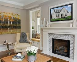 Houzz Outdoor Stone Fireplace Designs View Gallery Light Bright Houzz Fireplace