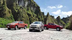 All-new Toyota Hilux: On top of the mountain - Motioncars   Motioncars