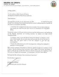 Sample Trustee Resignation Letter Gallery - Letter Format Examples