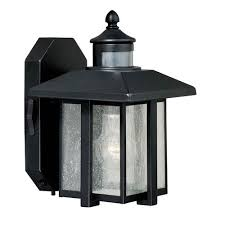 vaxcel hedron oil rubbed bronze one light outdoor motion sensor