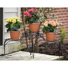 ... Fabulous 3 Tier Plant Stands For Your Outdoor And Indoor Garden :  Outstanding Garden Decoration And ...