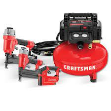 craftsman 6 gallon single se
