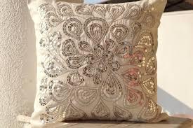 modern toss pillows  doherty house  contemporary style toss pillows