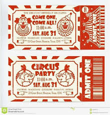 fresh have a birthday card thenepotist clown invitation template top carnival ticket template exle carnival invitations template clown invitation