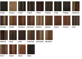 Freetress Wig Color Chart Freetress Equal Color Charts