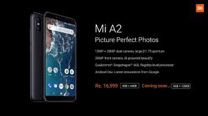 A2 Note Xiaomi Mi A2 Vs Redmi Note 5 Pro The Duel For The Best Mid Range