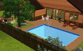 Sims 3 Design Sims 3 Backyard Ideas Outdoor Furniture Design And Ideas