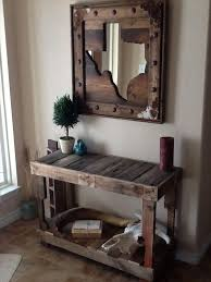 rustic wood furniture ideas. 30 DIY Furniture Made From Wooden Pallets | Pallet Need It To Be MO Though. Rustic Wood Ideas D