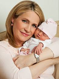 Andrea Canning Welcomes Daughter Charlotte Brewster - andrea-canning-300