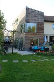 Hausumbau Inkl Holzfassade Velfac Fenster Bodentiefefenster
