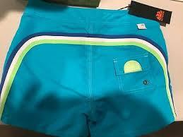 Sundek Boy Kid Swim Shorts Bathing Suit Trunks Low Rise