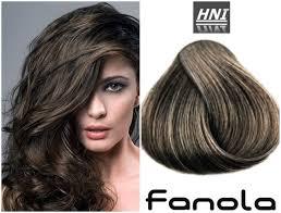 Fanola Colour Chart Hni Fanola 6 11 Dark Blonde Intense Ash Balayage