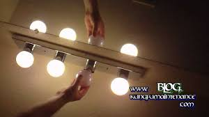 how to fix bad hollywood light bulb socket not working even with brand new bulbs you