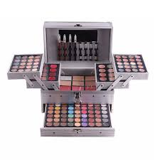 miss rose brand full professional makeup kit eye shadow palette blush concealer lipstick cosmetic set for
