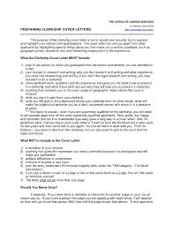 sample clerkship cover letter the best law school cover letters