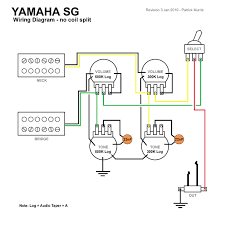solved need to see the wiring diagram for yamaha guitar e fixya