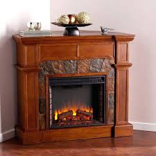 corner faux fireplace blvd oak convertible stone electric fake ideas corner faux fireplace