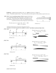 Structural Design Formulas Solution Architectural Structures Assignment Docsity